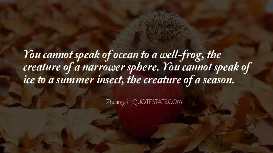 Quotes About Summer Season #251918