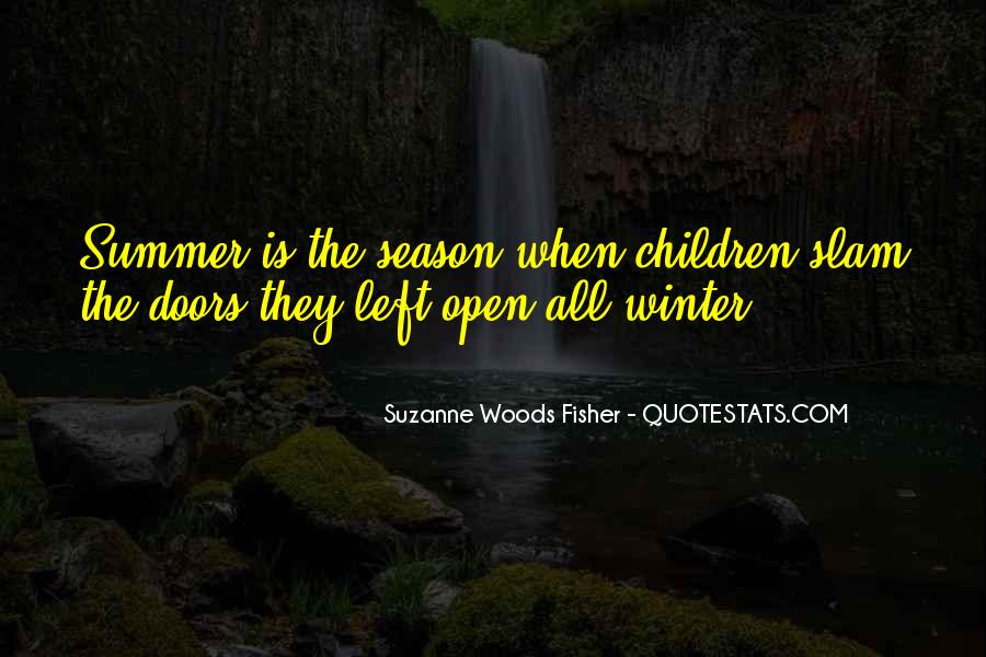 Quotes About Summer Season #288643