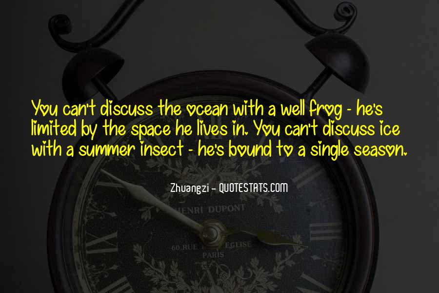 Quotes About Summer Season #490855