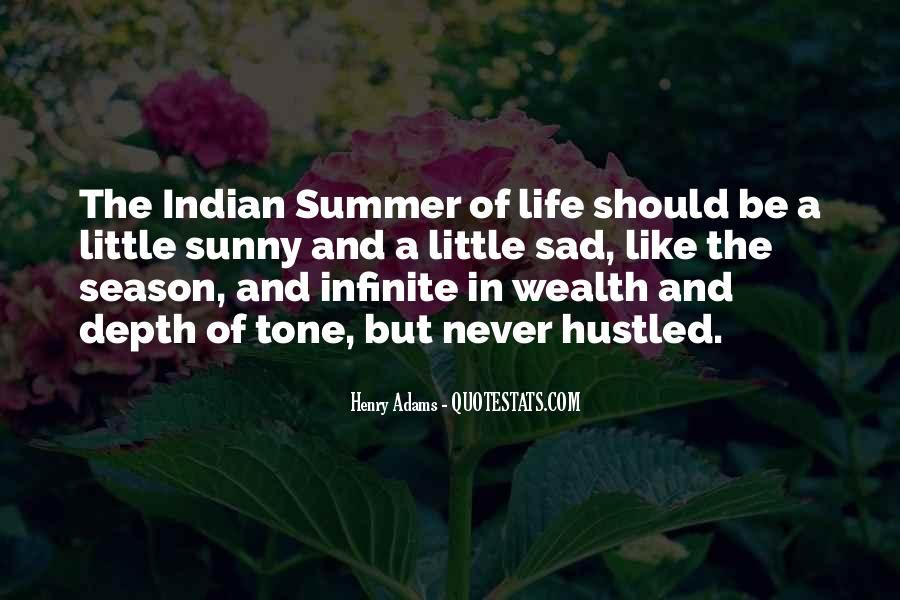 Quotes About Summer Season #640456