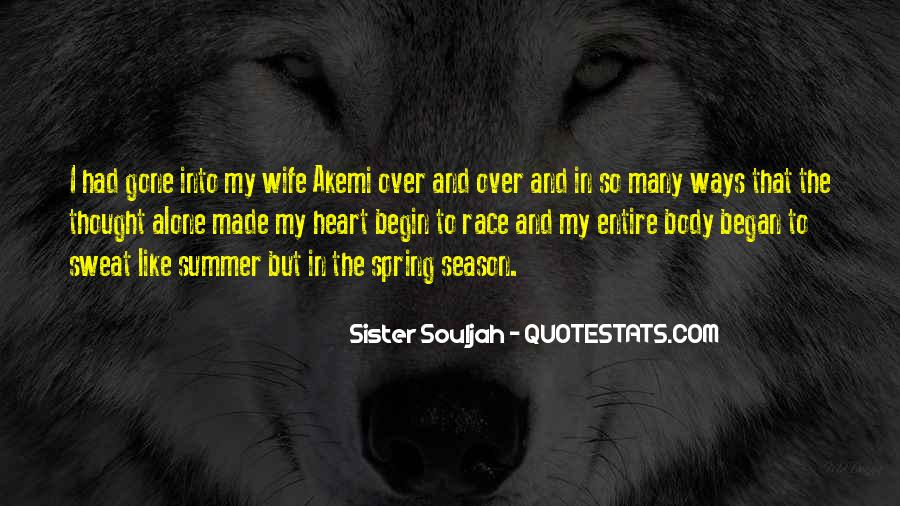Quotes About Summer Season #682943