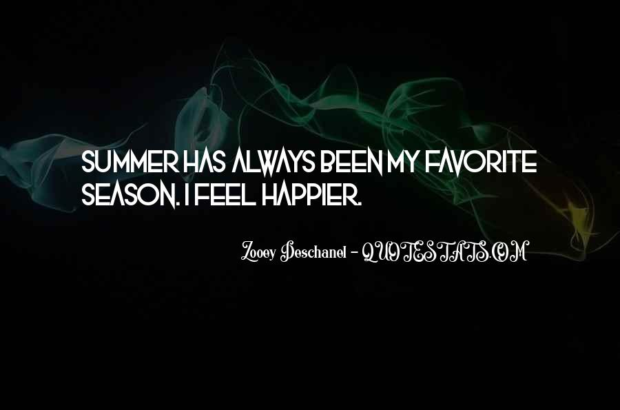 Quotes About Summer Season #753498