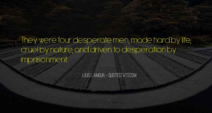 Quotes About Self Imprisonment #154538