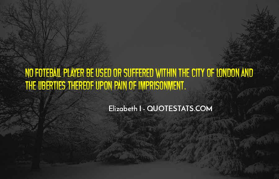 Quotes About Self Imprisonment #25248