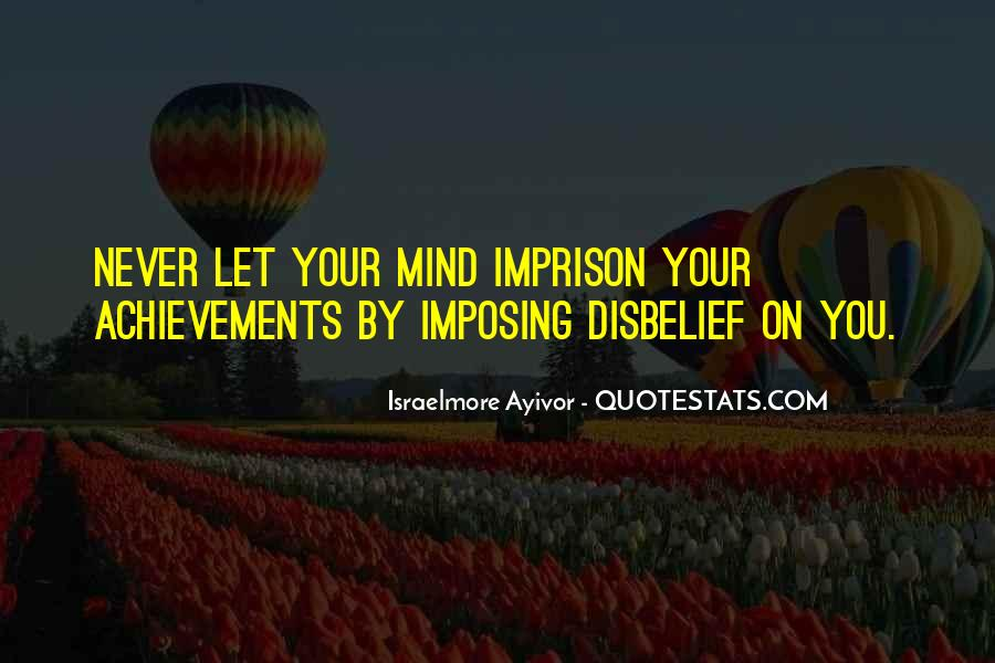 Quotes About Self Imprisonment #766220