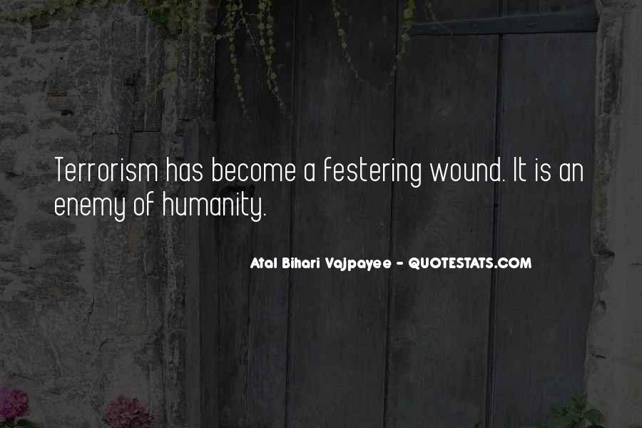 Quotes About Festering #1694320