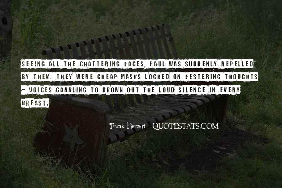 Quotes About Festering #646314