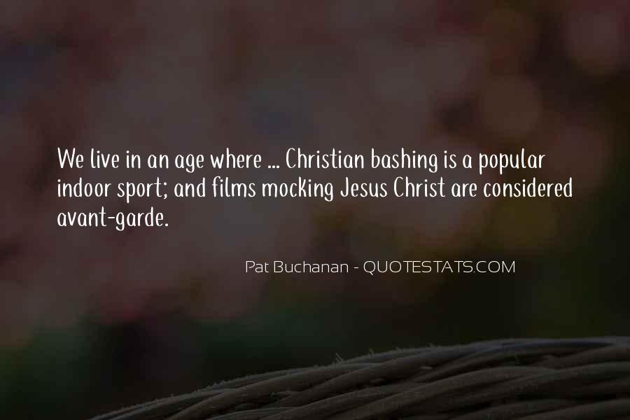 Quotes About Mocking Jesus #1744723