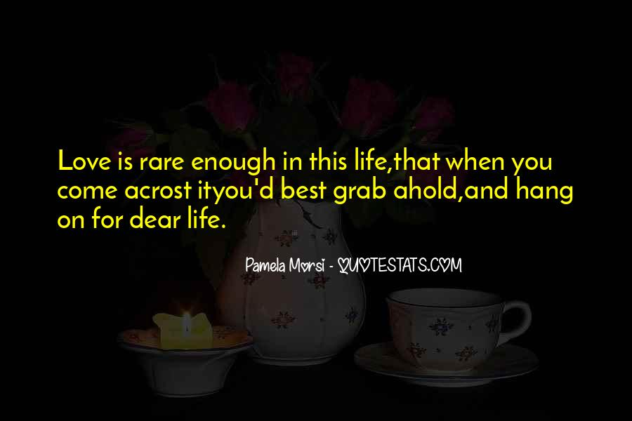 Quotes About Not Having Enough Love #30473