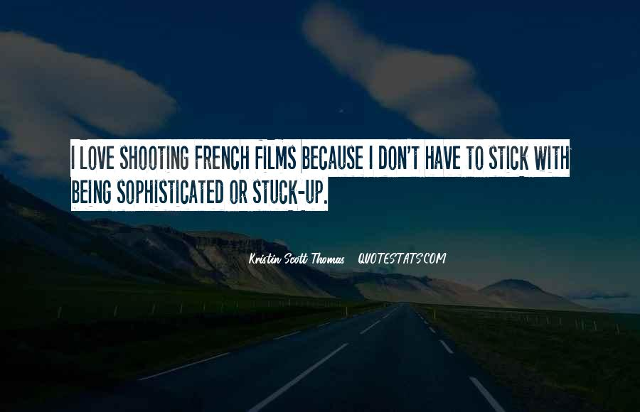 Quotes About Not Being Stuck Up #162368