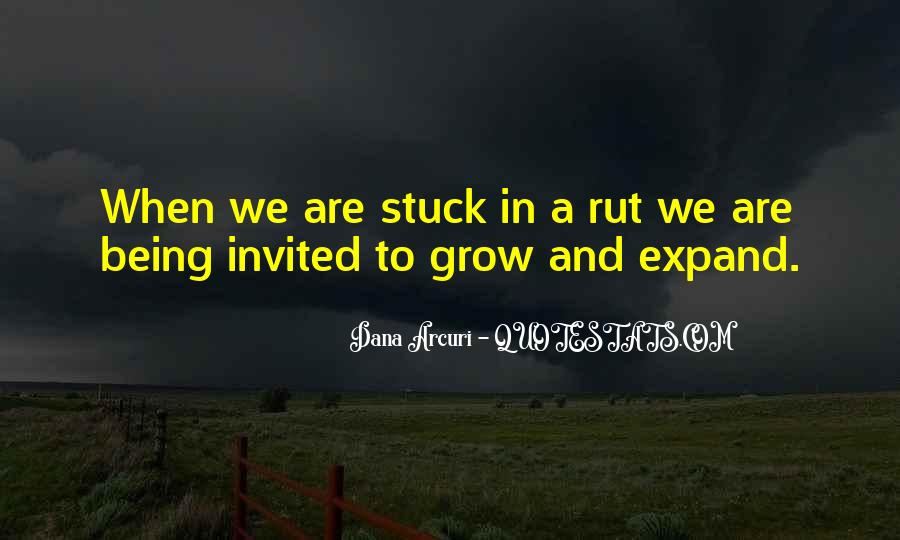 Quotes About Not Being Stuck Up #194311