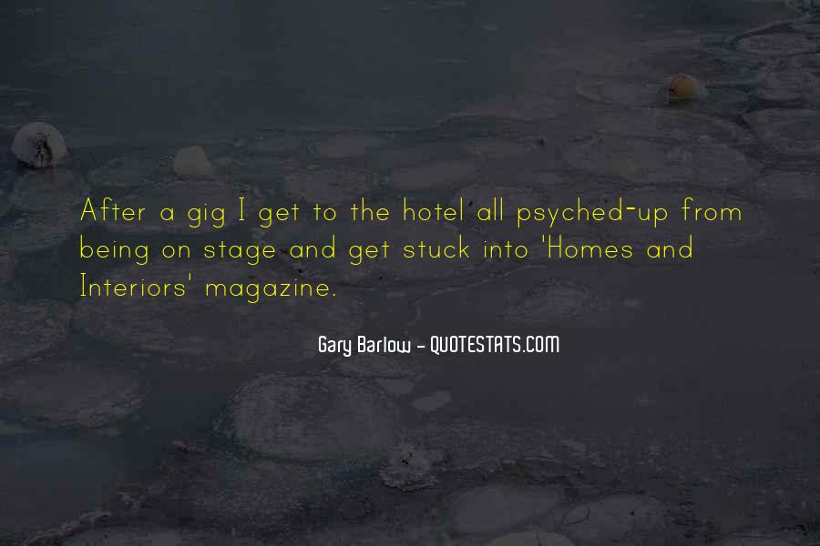 Quotes About Not Being Stuck Up #336767