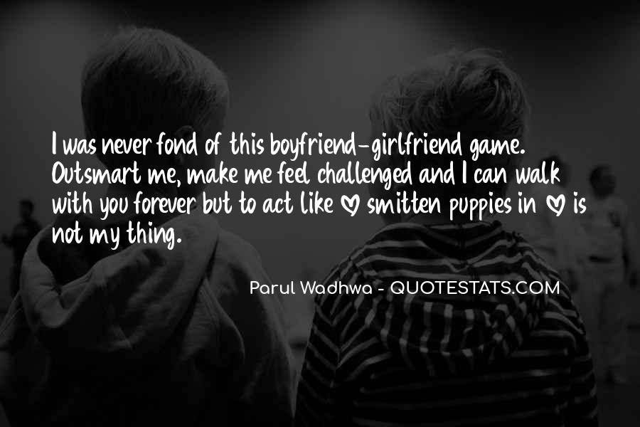 Quotes About Love To Boyfriend #1236648