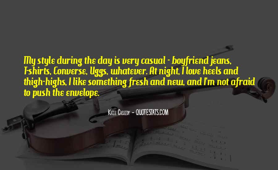 Quotes About Love To Boyfriend #1450017