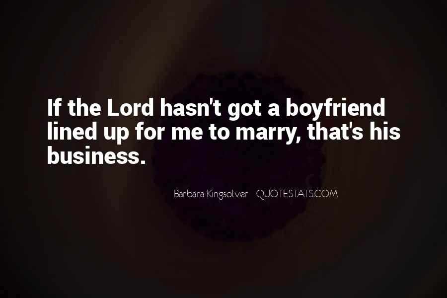 Quotes About Love To Boyfriend #979578