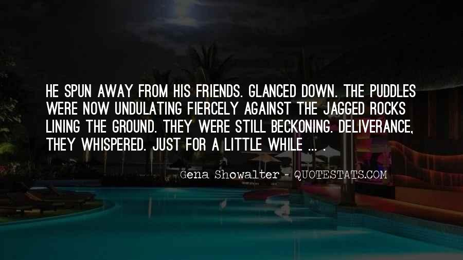 Quotes About Going Away From Friends #226715
