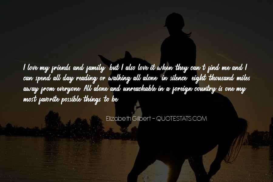 Quotes About Going Away From Friends #271821