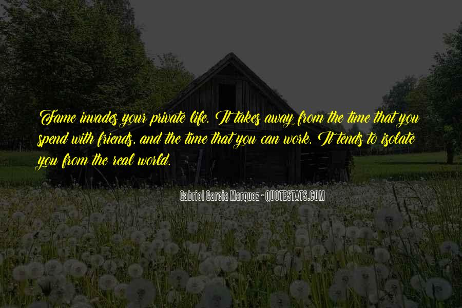 Quotes About Going Away From Friends #90184