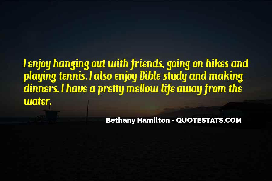 Quotes About Going Away From Friends #965132