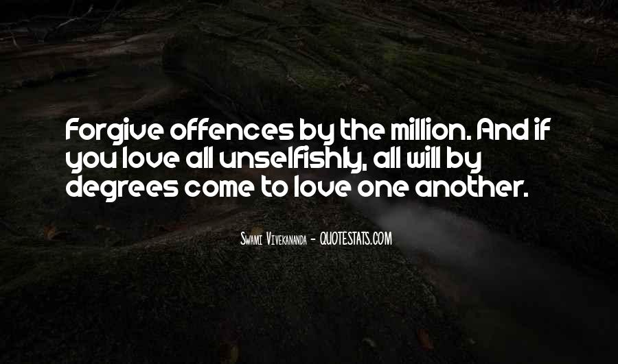 Quotes About Forgiving One Another #1244920