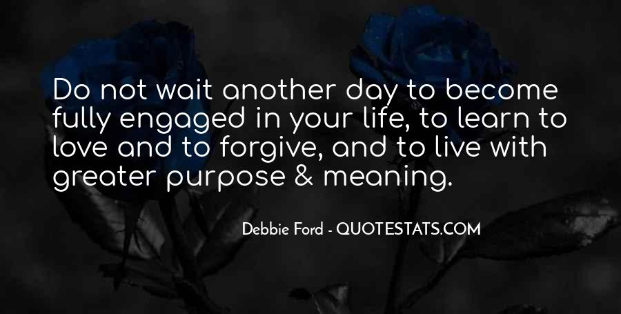 Quotes About Forgiving One Another #1367822