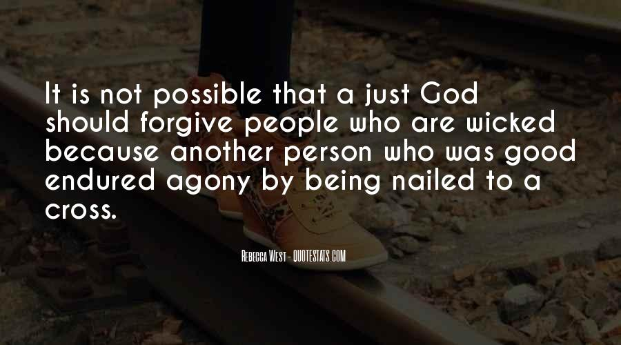 Quotes About Forgiving One Another #213510