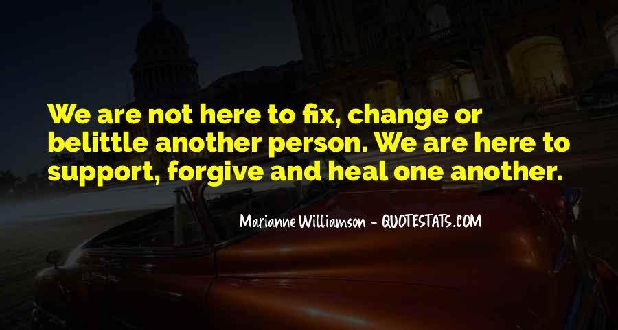 Quotes About Forgiving One Another #78839