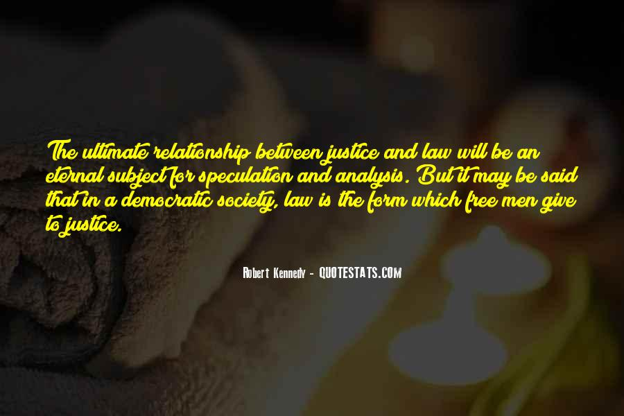 Quotes About Democratic Society #1326754