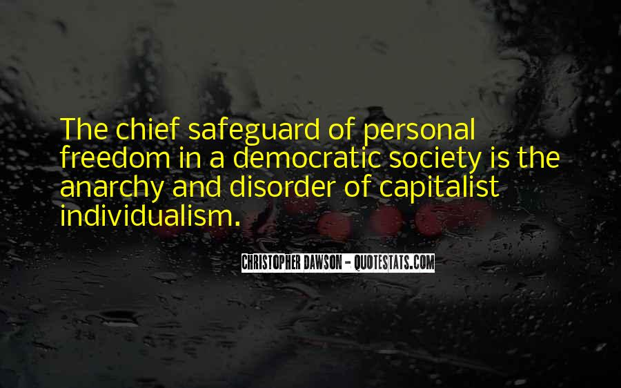 Quotes About Democratic Society #1332654