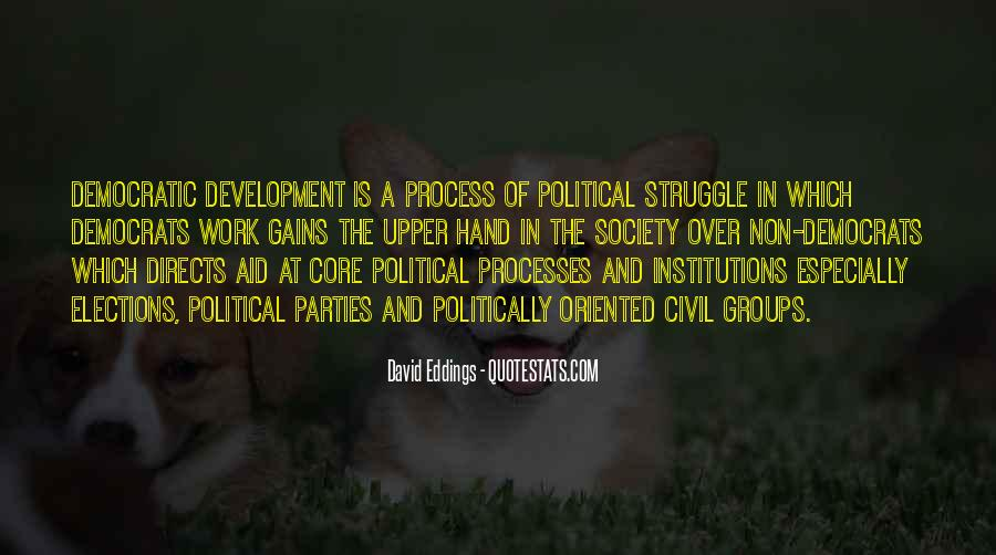 Quotes About Democratic Society #140606