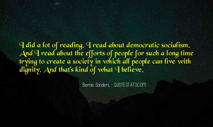 Quotes About Democratic Society #231088