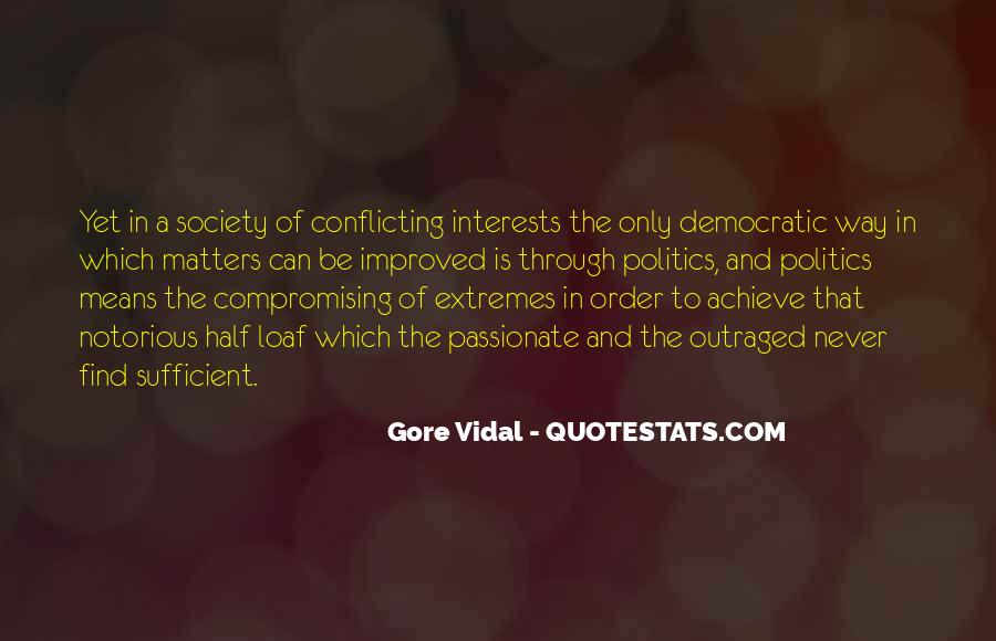 Quotes About Democratic Society #393852