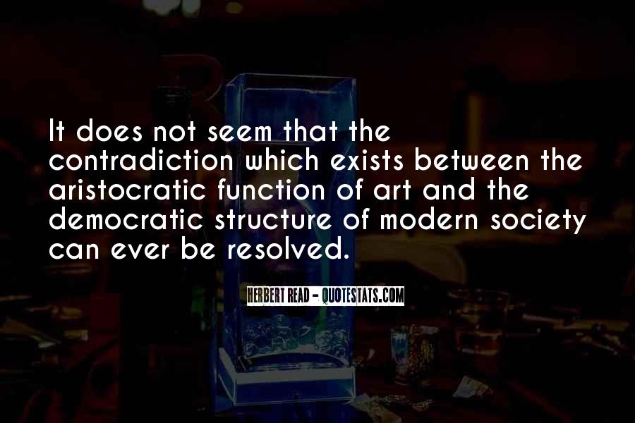 Quotes About Democratic Society #490261