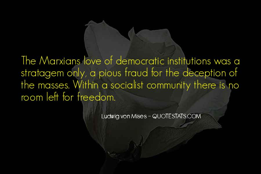 Quotes About Democratic Society #595104