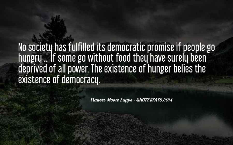 Quotes About Democratic Society #788279