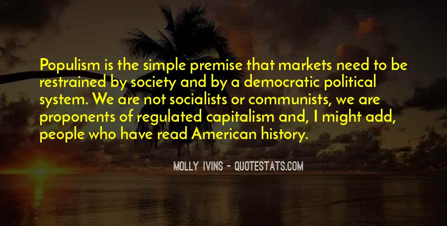 Quotes About Democratic Society #811710