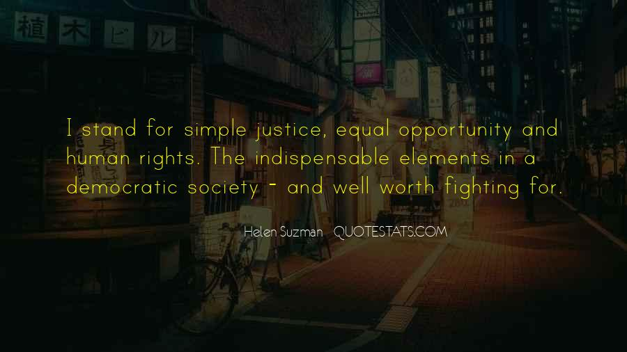 Quotes About Democratic Society #849484
