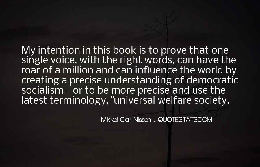 Quotes About Democratic Society #866921