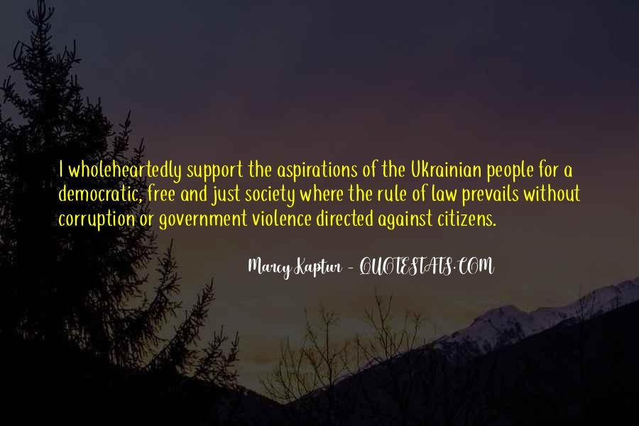 Quotes About Democratic Society #945904