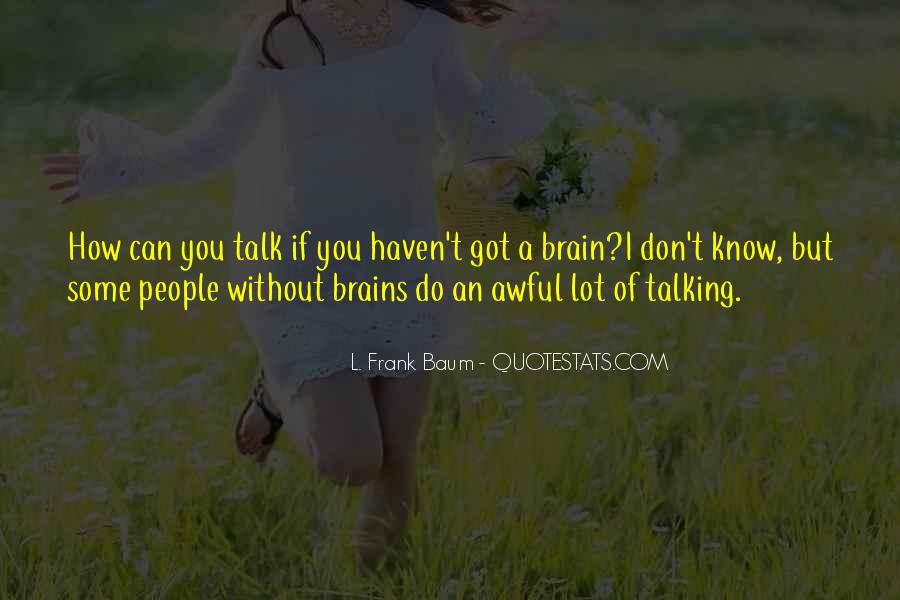 Quotes About Awful #73886