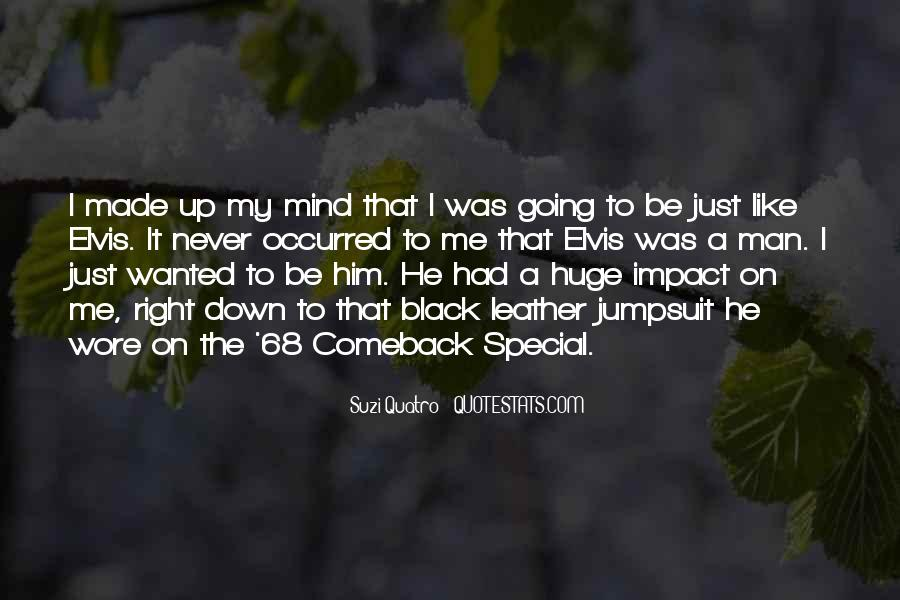 Quotes About A Comeback #4008