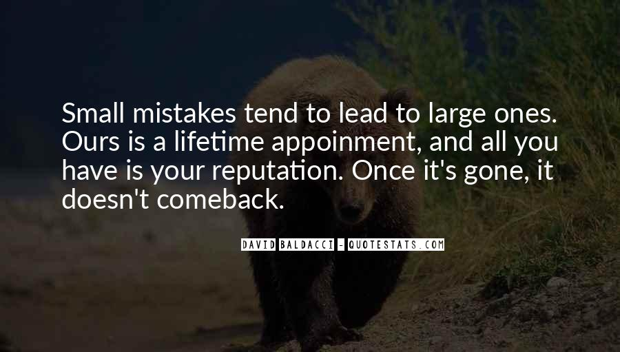 Quotes About A Comeback #468568