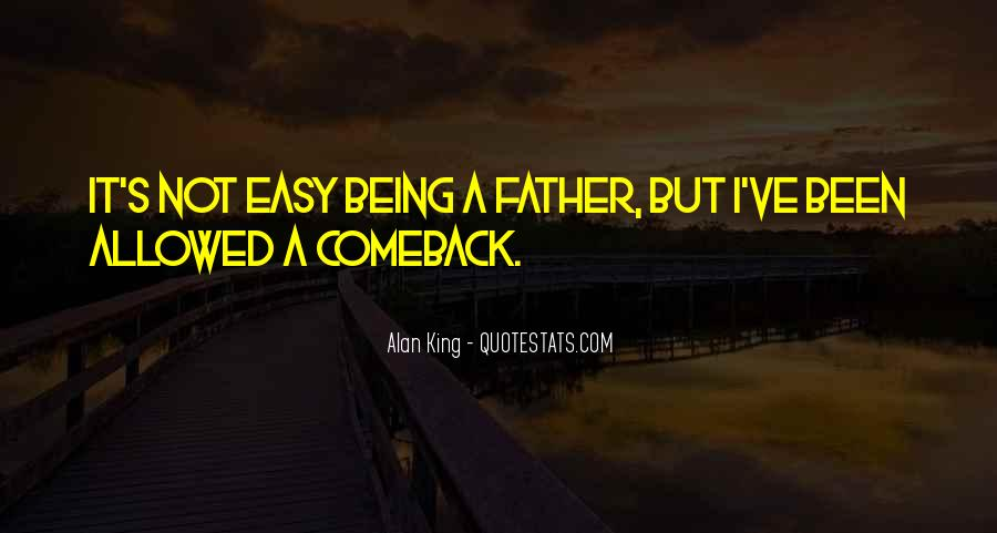 Quotes About A Comeback #781495