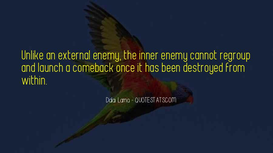 Quotes About A Comeback #876469