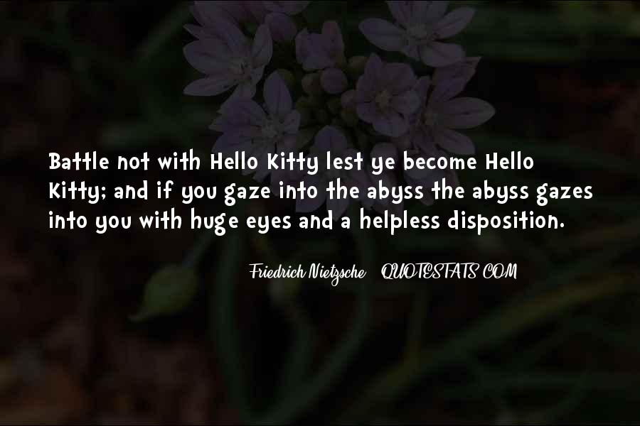 Quotes About The Helpless #102040