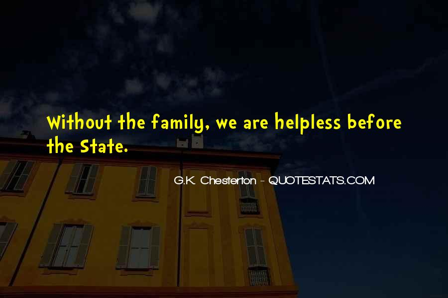 Quotes About The Helpless #107349