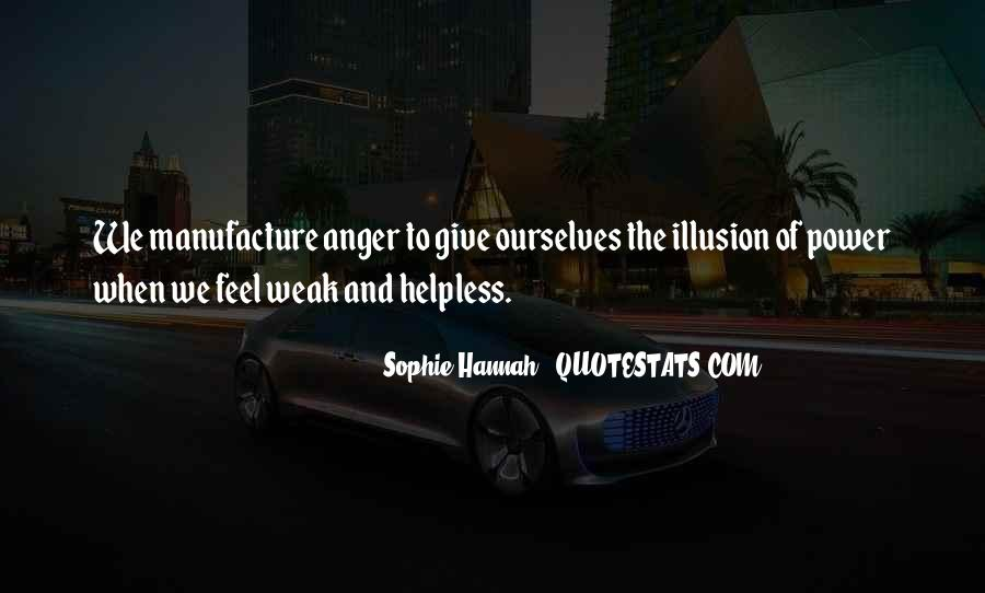 Quotes About The Helpless #170606