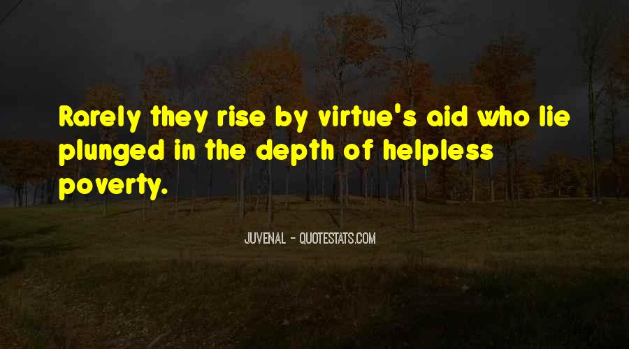 Quotes About The Helpless #256553