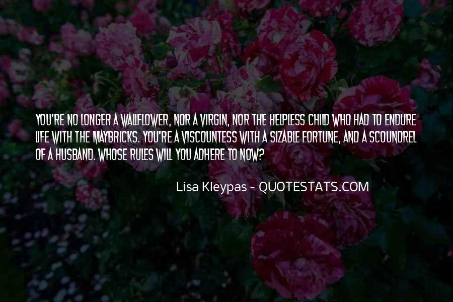 Quotes About The Helpless #287720