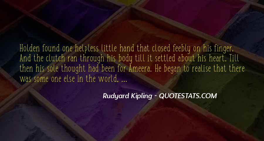 Quotes About The Helpless #333109